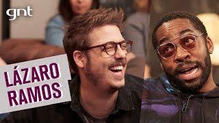Melhores Momentos: Lázaro Ramos e a entrevista quase arruinada   Que História É Essa, Porchat?