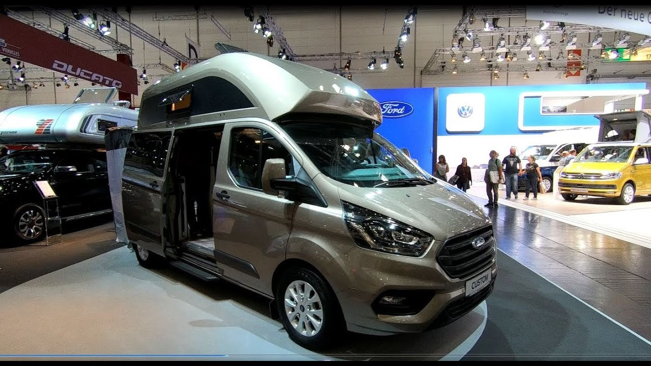 Ford Nugget Plus Westfalia Camper Transit 340 L2 Walkaround
