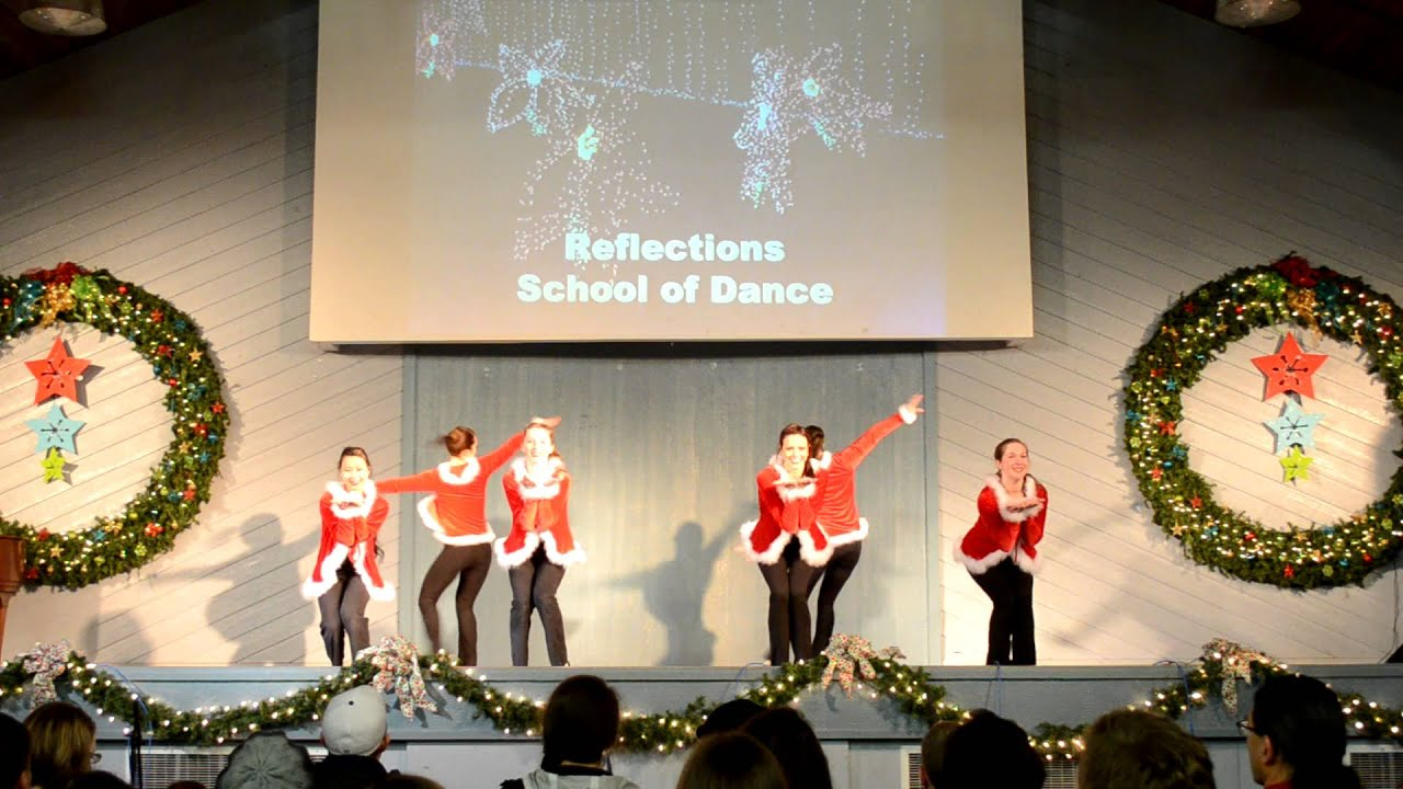 """""""Rockin Around The Christmas Tree"""" by Reflections School ..."""