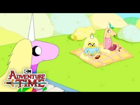 Jake's Family Reunion | Adventure Time | Cartoon Network