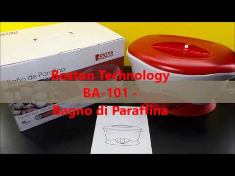 Boston Technology BA-101 - Bagno di Paraffina - Paraffinbad - Bano ...