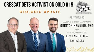Crescat Gets Activist on Gold #19 Geologic Cut - The Silver Special