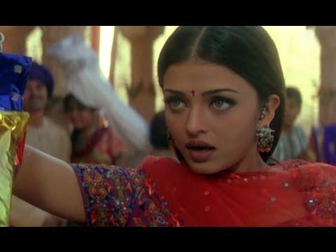 Aishwarya Rai is angry and upset - Hum Dil De Chuke Sanam