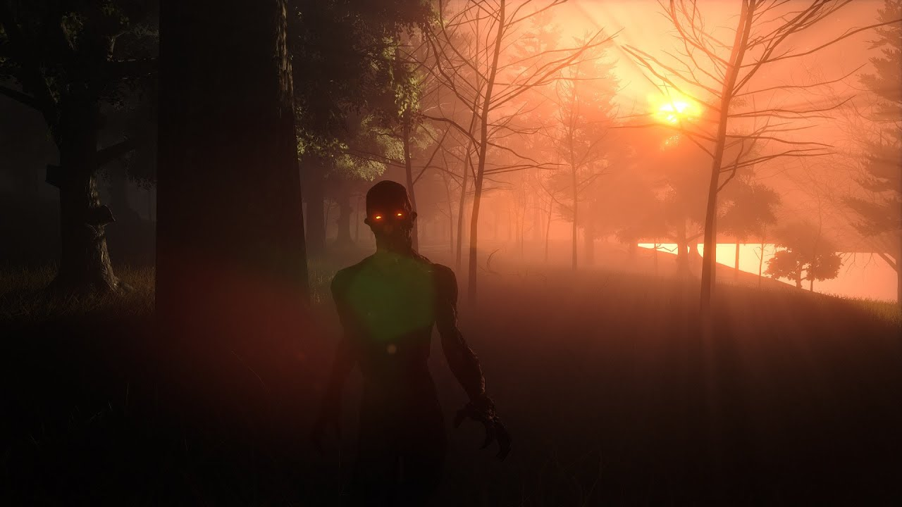 Unreal Engine 4 Horror Game
