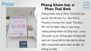 Phòng khám bác sĩ Phan Thái Bình