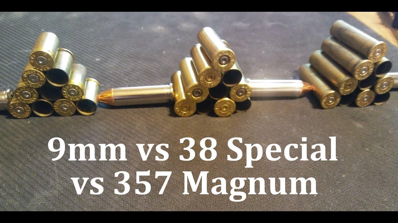 357 magnum vs 38 special