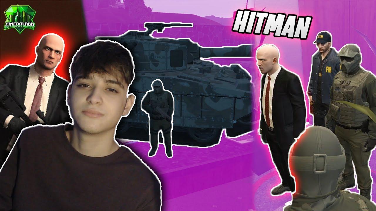 ΚΑΨΑΜΕ ΤΟ ΣΠΙΤΙ ΤΟΥ HITMAN ΚΑΙ ΠΗΡΕ ΕΚΔΙΚΗΣΗ ! GTA RP