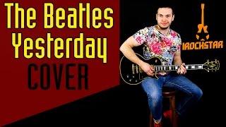 The Beatles - Yesterday (iRockStar.Tv Acoustic Cover) Кавер на гитаре (акустика)