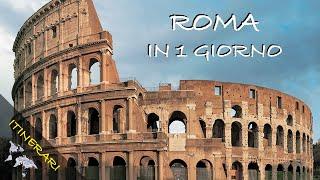 A spasso per Roma: itinerario a piedi di 1 giorno nella capitale!