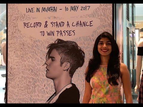 ONLY Store Tour   Justin Bieber Karaoke (Purpose World Tour)