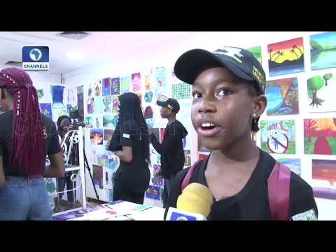 Young At Art Programme Brings Out Creativity In Kids |Art House|