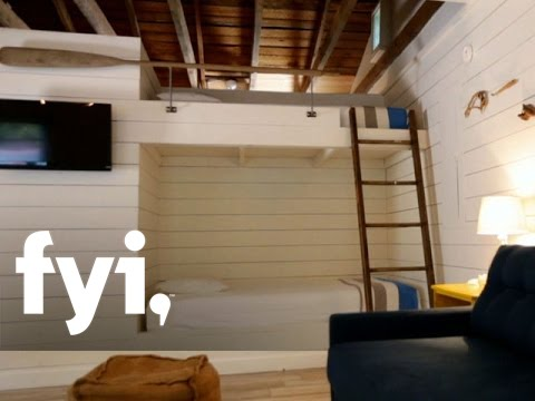 Tiny House Hunting: A Momu0027s Red Flags (S2, E10) | FYI