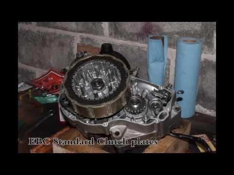 2006 Suzuki RM250 Engine Rebuild
