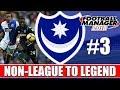 Non-League to Legend FM18 | PORTSMOUTH | Part 3 | BLACKBURN & VILLA | Football Manager 2018