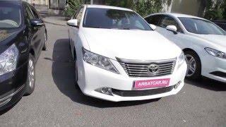 Аренда авто без водителя Toyota / Тойота(, 2016-01-21T15:19:01.000Z)
