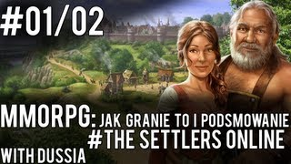 MMORPG: Jak Granie to i Podsumowanie #TheSettlers Online [1]