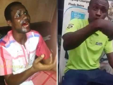 Video Showing Seun Egbegbe Arrest, Eye witness want Justice, Seun Arraigned for Stealing