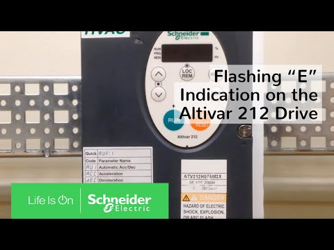How to Reset ATV312 Back to Factory Defaults | Schneider Electric