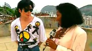 Michael Jackson - They Don't Really Care About Us - Rare Making Of Song and Interview.mp4