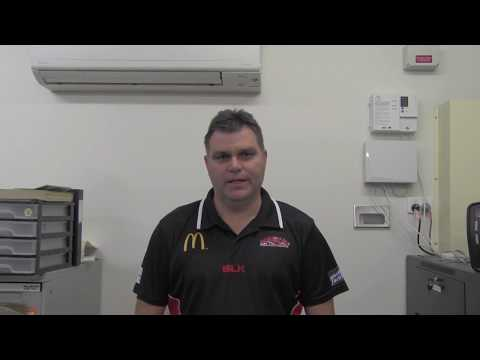 Mackay Meteors Coach, Wade Rabetzke Post Game 2 Interview