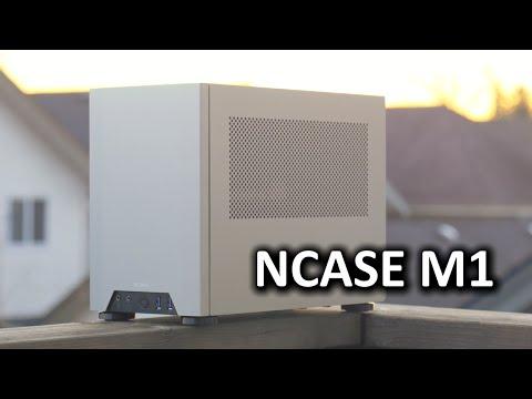 NCASE M1 Mini-ITX PC Case - A Space Saver Without ...