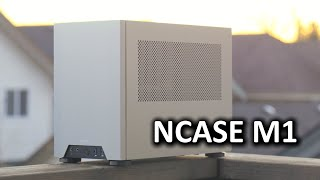 NCASE M1 Mini-ITX PC Case - A Space Saver Without Compromises?
