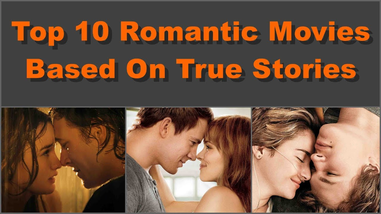 A list of romantic movies