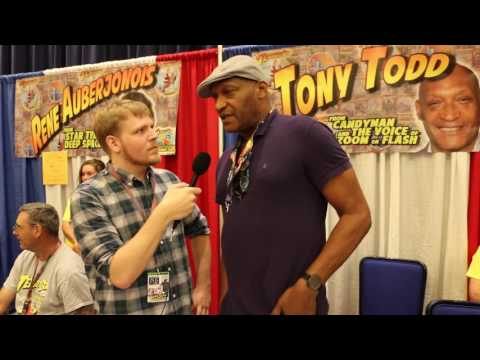 Tony Todd Interview at Terrificon 2016