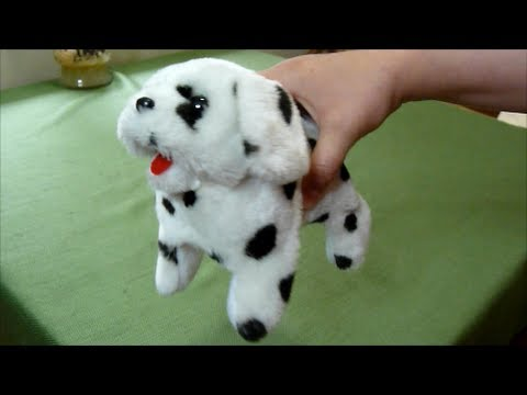 Toy Dog That Barks And Flips