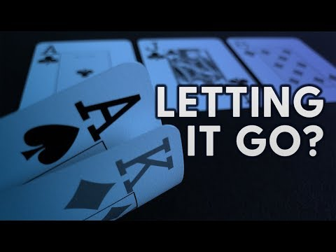 Letting Go Of Ace King (Correctly?) | SplitSuit