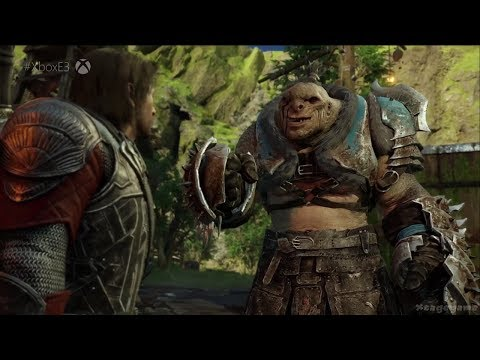 Thumbnail: Shadow of War - E3 2017 Gameplay