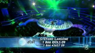 Stefano Langone - Just The Way You Are - Top 12 Guys AI10