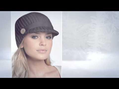 Как сделать красивый козырек для шапочки - YouTube