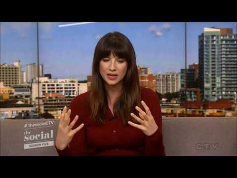 Outlander | Interviews ~ Caitriona Balfe on The Social (Canada)