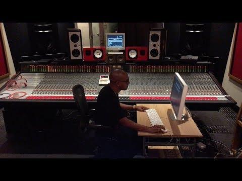 Bentley Records London Studio VLOG