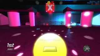 Robot Roller-Derby Disco Dodgeball: Gameplay footage