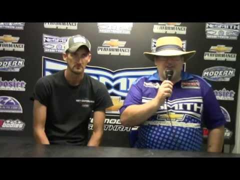 Jason Deal 3rd Place, Bill Hendren Memorial Tri County Racetrack 6 5 15