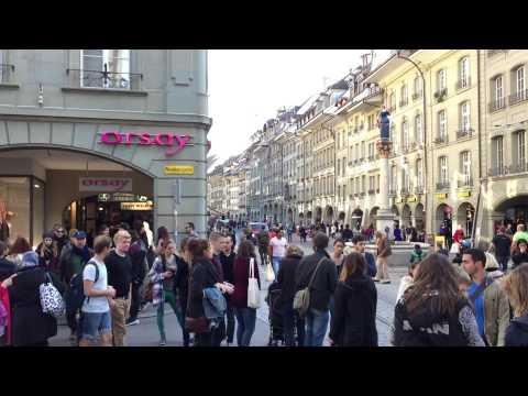 EGEA Exchange: Trondheim visits Bern 2014