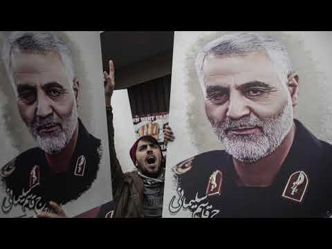 川普威斯康辛州演講:伊朗抗議者站在我們一邊 歷史上首次