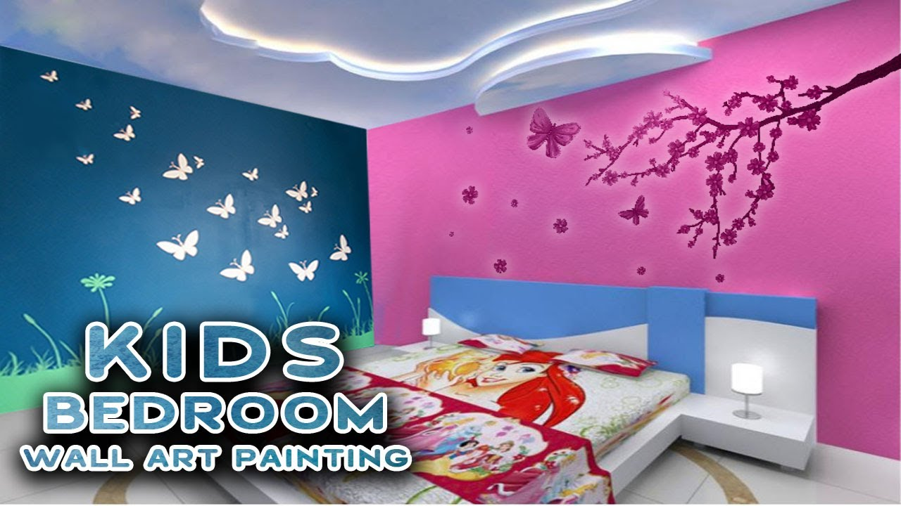 Interior Wall Decor Art Paintings Hyderabad Wall Art Wall Painting Designs Kids Room Wall Art