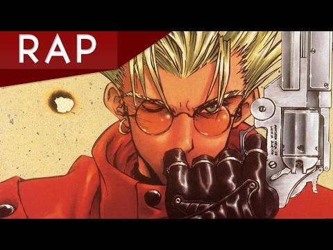 RAP de VASH (TRIGUN)  Rap Tributo #61 - SAIKORE