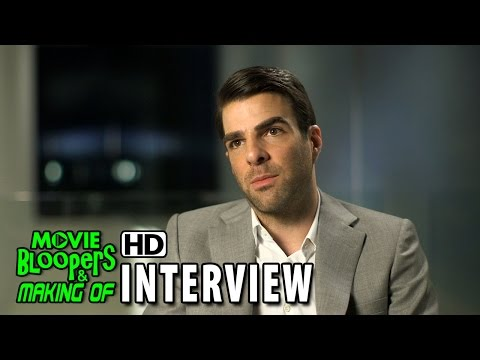 Hitman: Agent 47 (2015) Behind the Scenes Movie Interview - Zachary Quinto is 'John Smith'
