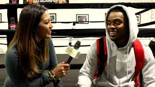 EXCLUSIVE: Errol Spence Jr. responds to Max Kellerman's remark about their fight- Part 1