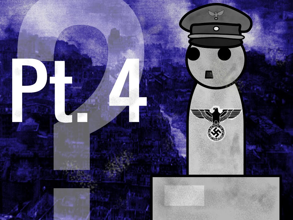 What if Germany Won World War II? (Part 4)