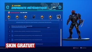 How to UNLOCK The New Skin and His Backpack Free!! Fortnite: Royal Battle