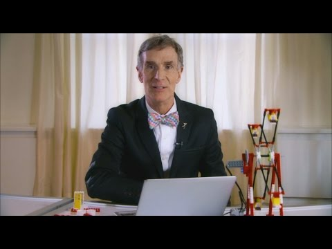 Bill Nye Talks Sylvan EDGE