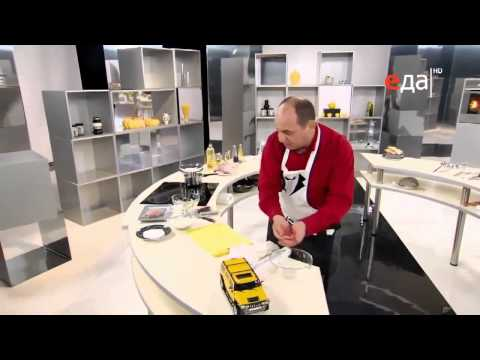 Отбивная из куриного филе рецепт от шеф-повара / Илья Лазерсон / русская кухня