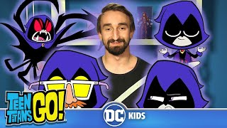 Amazing Facts About Raven | Teen Titans GO! To The Movies | DC Kids