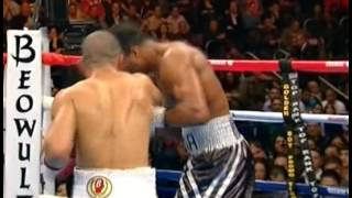 Miguel Cotto vs Shane Mosley