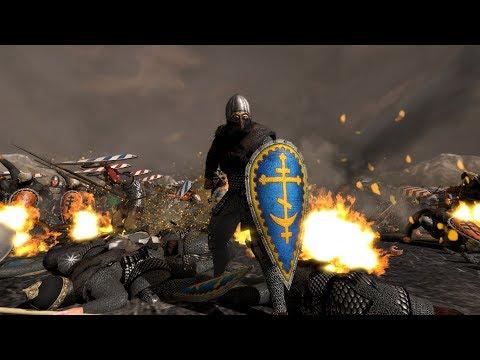 Mongols vs Russian Army -Kalka River  ''Total War Attila Medieval Kingdom Mod'' |